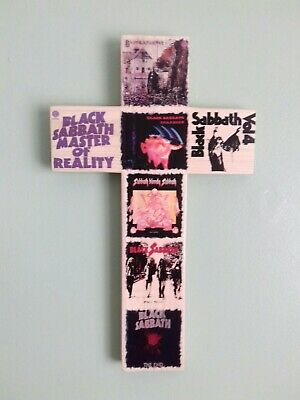 Black Sabbath Cross Album Cover Art • 50£