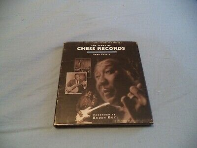 The Story Of Chess Records   Sought After  Book • 14£