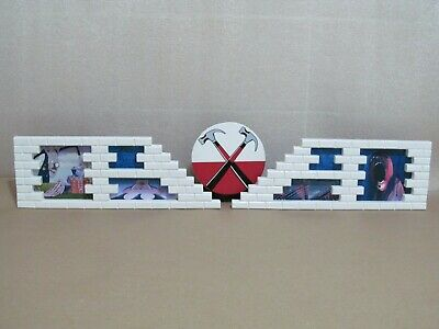 Pink Floyd Live - The Wall 3D Stage Show Wood Replica Large • 110£
