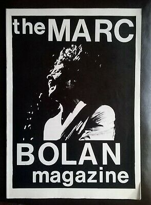 THE MARC BOLAN MAGAZINE (#1) November 1979 - 27 Pages • 12.50£
