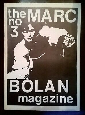 THE MARC BOLAN MAGAZINE (#3) May 1980 - 24 Pages • 15£