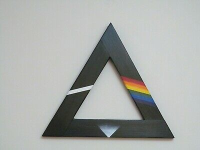 Pink Floyd The Dark Side Of The Moon Triangle • 45£