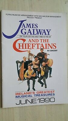 James Galway And The Chieftains In Concert 1990 • 5£