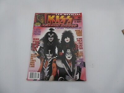 KISS Psycho Circus Official Magazine • 15£
