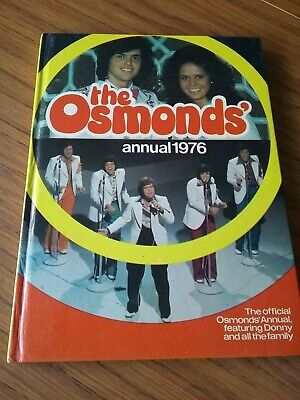 The Osmonds Annual 1976 • 3.99£