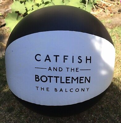 Limited Edition Catfish And The Bottlemen Beach Ball The Balcony • 75£