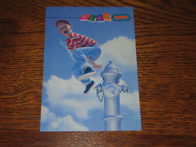 PLAY TIME - TIME - MANCHESTER 1990's PROMO CLUB POSTCARD / FLYER • 4.99£