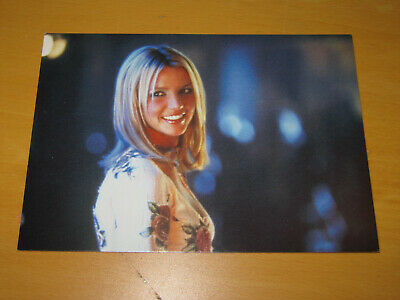 Britney Spears - Not A Girl - Promo Postcard  • 4.99£
