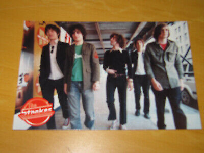 The Strokes - Is This It - Promo Postcard • 4.99£
