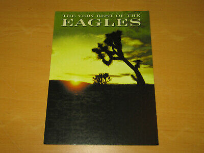 The Very Best Of The Eagles - Promo Postcard  • 4.99£