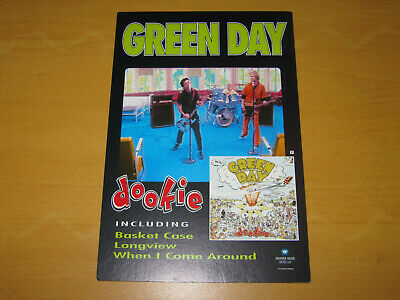 Green Day - Dookie - Promo Postcard • 4.99£