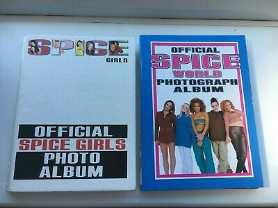 1997 Spice Girls Official Photo Albums -Near Complete Set Of 220 Photo-4 Missing • 25£
