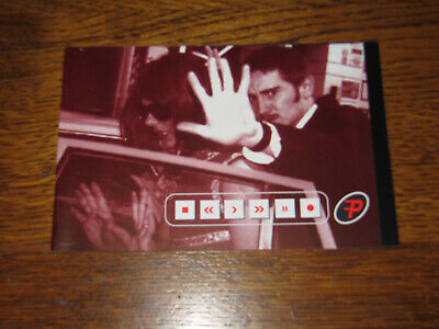 PARAMOUNT PARADISE FACTORY - MANCHESTER 1990's PROMO CLUB POSTCARD / FLYER • 4.99£