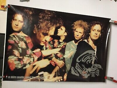 The Cure  - Mixed Up.  1990 Original  Promo Poster  • 14.26£