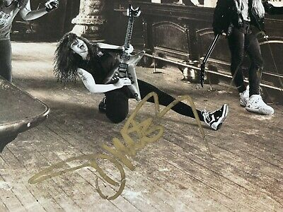 Pantera Cowboys From Hell Fully Autographed Album Cover Dime Vinny P Rex Phil! • 925£