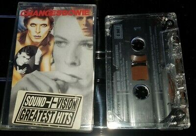 David Bowie - Changes Sound + Vision Greatest Hits - Dbtv1 • 4.99£