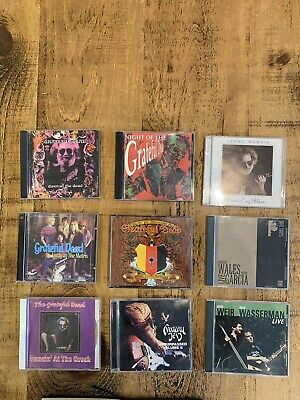 Grateful Dead CD Collection • 65£