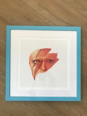 David Bowie Very Limited Edition Print 9/220 Framed • 129£