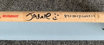 Stereophonics Jamie Morrison Signed Used Drum Stick • 100£