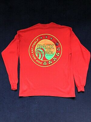 PWEI / Pop Will Eat Itself Tour T-shirt, London Marquee 1992 - Rare And Original • 26£