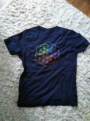Coldplay Tour T Shirt • 8£