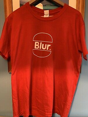 Blur McNuffin And Chips T-Shirt Size L  • 40£