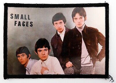 SMALL FACES 'Group' Vintage Sew-on Photo Patch • 2.95£