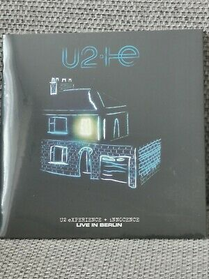 U2 Experience And Innocence. Live In Berlin. Fan Club Only Dvd With Booklet. • 30£