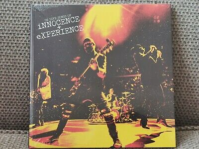 U2 Live Songs Of Innocence And Experience. New. Still Sealed. 23 Tracks, Dbl CD. • 32£