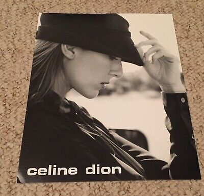 Celine Dion Picture From The LAS VEGAS Celine Dion Concert Shop Rare! • 1.99£