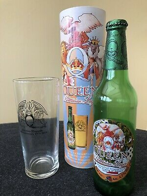 Bohemian Lager Original Queen Memorabilia 40th Anniversary Limited Edition • 24.99£