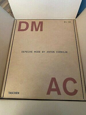 Taschen XXL Book Depeche Mode By Anton Corbijn DM AC Signed Limited Ed SOLD OUT • 800£