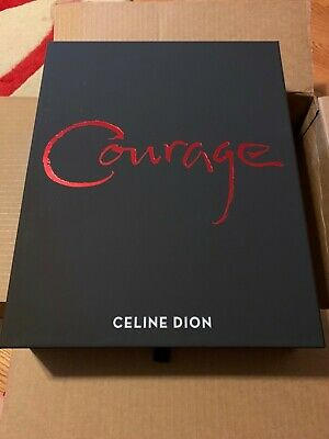 Celine Dion Courage USA Tour 2020 Full Diamond VIP Gift Set  • 160£