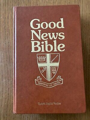 Good News Bible Autographed By Cliff Richard • 21£