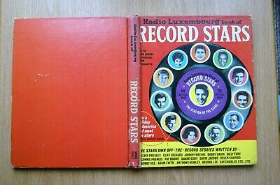 Radio Luxembourg Book Of Record Stars Annual Vintage 1962 • 1.49£