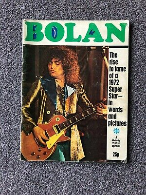 Marc Bolan Magazine - Melody Maker Special Edition - T Rex • 9.99£