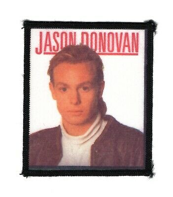 Jason Donovan - Vintage Patch - New Old Stock • 9.99£