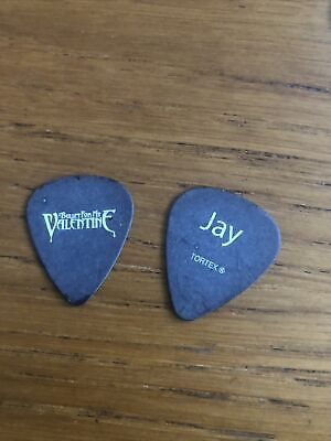 2 Bullet For My Valentine Guitar Picks  +an Extra • 3.99£