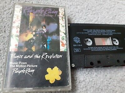 Prince And The Revolution – Purple Rain. 925 110-4 Germany. When Doves Cry. 9 • 1.99£