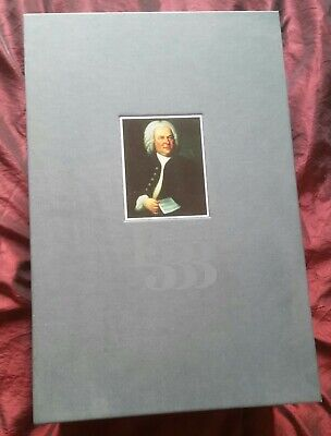 JS Bach 333 The New Complete Edition 223 Disc Box Set • 400£