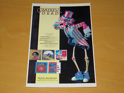 The Grateful Dead - Vintage Postcard  3                            (promo) • 4.99£