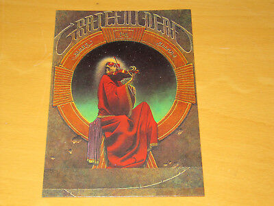 The Grateful Dead - Vintage Postcard  6                            (promo) • 4.99£