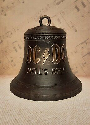 AC/DC Hell's Bell • 50£