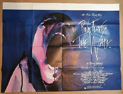 Pink Floyd The Wall Original Movie Poster  • 29.99£