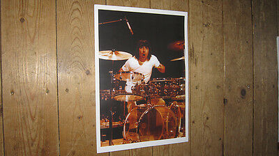 Keith Moon The Who Great New Colour POSTER • 5.99£