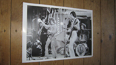 Roger Daltrey The Who Live On Stage Lts POSTER • 5.99£