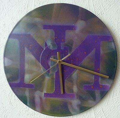 Nine Inch Nails Record Wall Clock...Queens Of The Stone Age.... Soundgarden • 19.99£