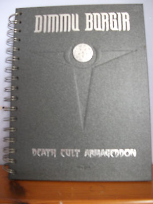 Dimmu Borgir - The Death Cult Armageddon Steel Book Collection (2003) • 80£