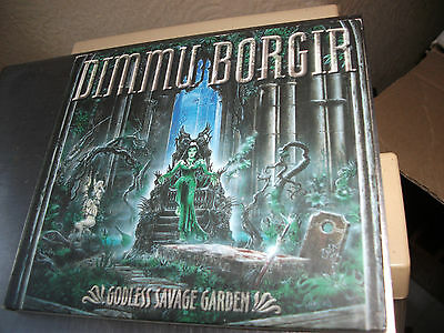 Dimmu Borgir - Godless Savage Garden (gatefold Edition) • 15£