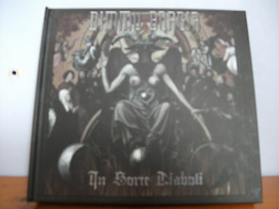 DIMMU BORGIR - IN SORTE DIABOLI (COLLECTORS EDITION - See Description) • 40£